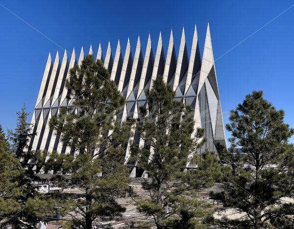Air Force Academy Church – Colorado Springs - DileVale