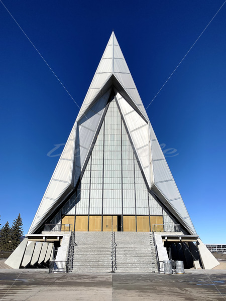 Air Force Academy Church – Colorado Springs - DileVale