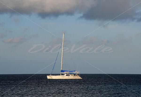 Boat – Boca Catalina – Aruba - DileVale