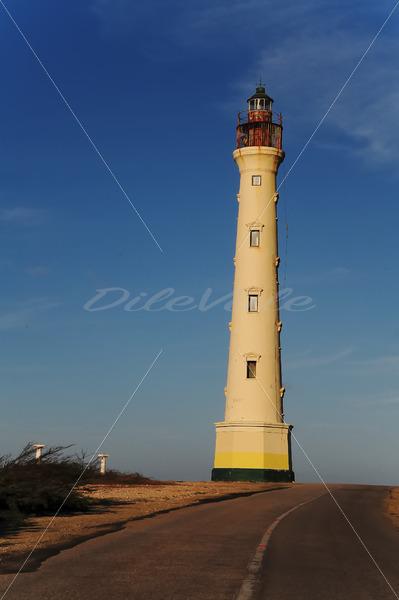 California Lighthouse – Aruba - DileVale