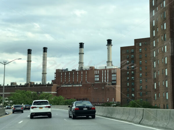 Factory Chimneys – Queens NY - DileVale
