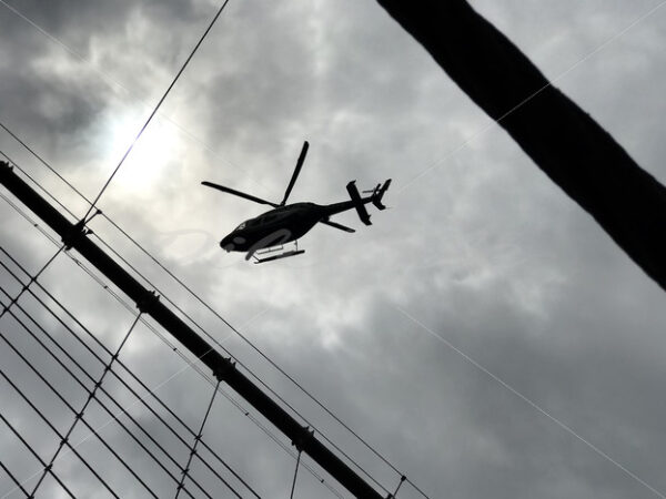 Helicopter – Brooklyn Bridge NY - DileVale