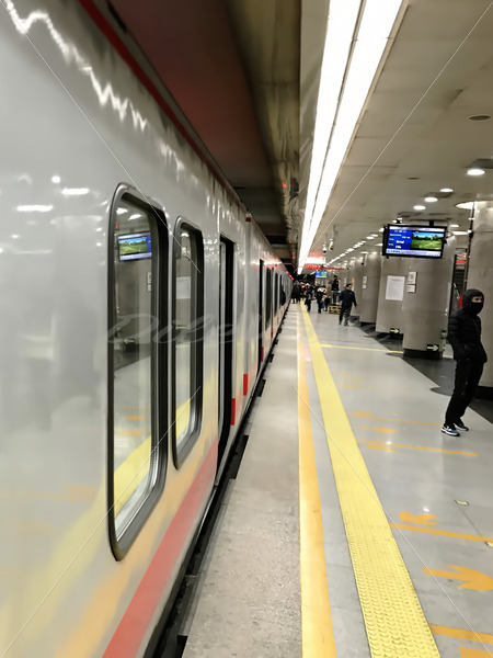 Subway – Beijing - DileVale