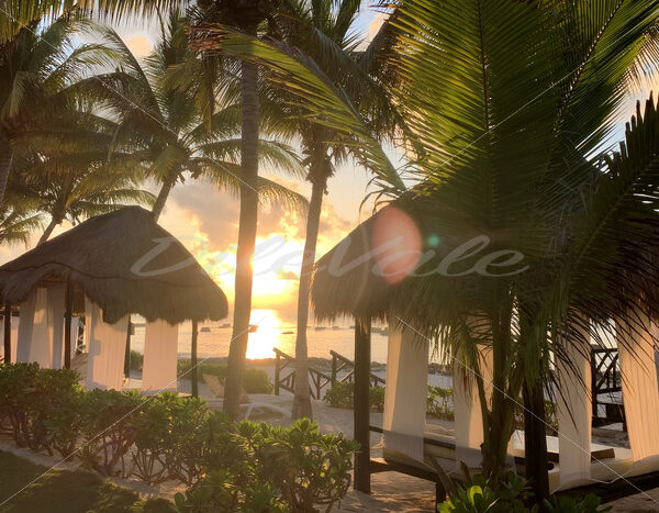 Sunrise – Riviera Maya – Mexico - DileVale