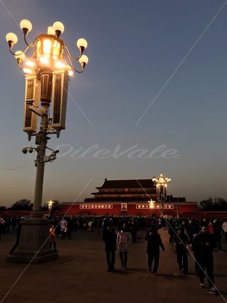 Tiananmen Square – Beijing - DileVale