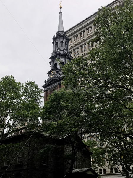 Trinity Church – Manhattan – New York - DileVale