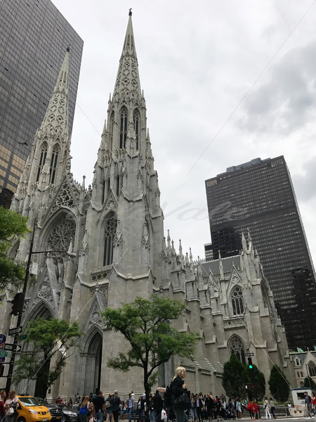 Trinity Church – Manhattan NY - DileVale