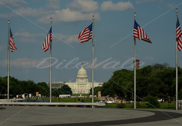 US Capitol – Washington DC - DileVale