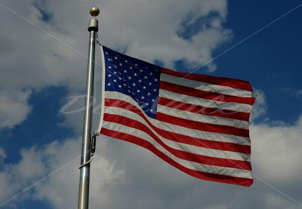 US Flag – Washington Monument - DileVale