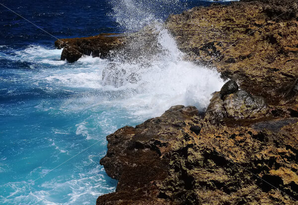 Water and Rocks – Aruba - DileVale